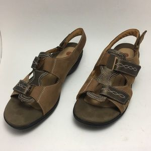 7c9a1e9e2453 Clarks Shoes - CLARKS UN STRUCTURED Walking Sandals Comfort